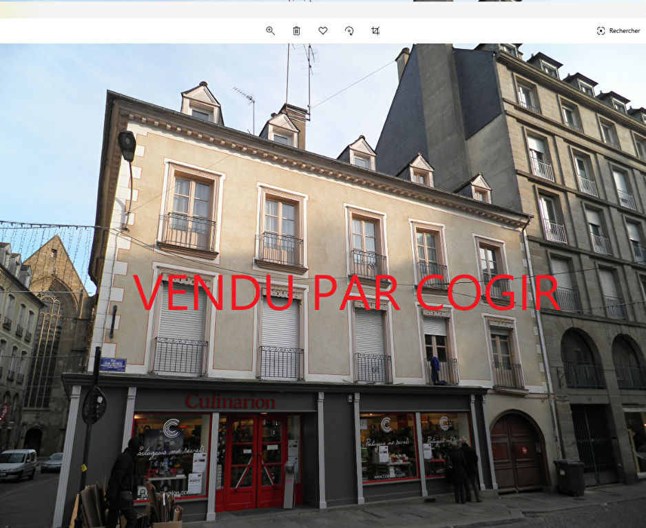 RENNES, centre ville proche place Saint Germain