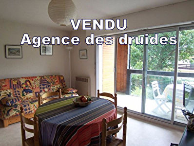 Achat vente immobilier appartement CARNAC 56340