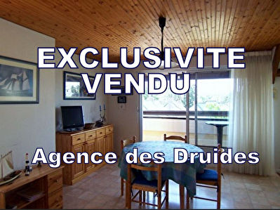 Achat vente appartement immobilier Carnac 56340